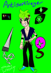 Antisepticeye| reference|Echo by Shadow-Turtle-234