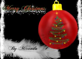 My Christmas card by mandykat
