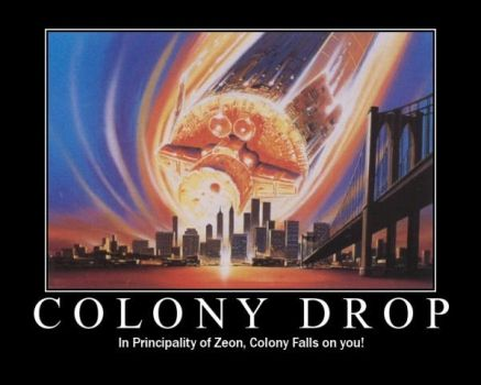 Colony Drop by AngryFlashlight