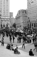 Occupy Wall Street 25 by Radio-Schizo