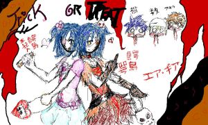 AirGear_TrickorTreat by birdswii