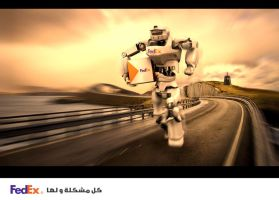 FedEx Robot 2 by maceno