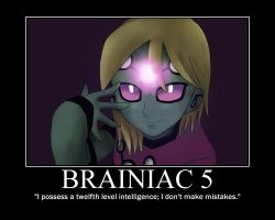 Brainiac 5 Motivator by Tespeon