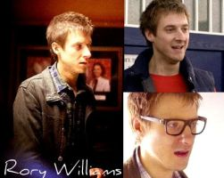 Rory Williams by ninjarosie