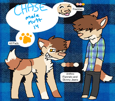 Chase Refrence Sheet by huskynugget