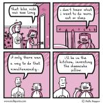 What Cyclists Want by mellapants