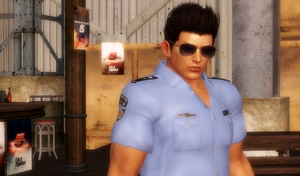 Improved Chinese Police texture by bstylez