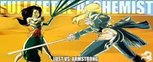 Lust vs Armstrong by NDGO