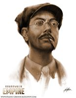 Richard Harrow by gressief