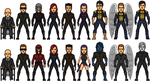 X-Men: Second Generation (WORK IN PROGRESS) by Agent-257