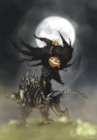Mad King Thorn (mouse) by stoudaa