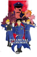 FMA_Inglorious Bastards by bluepen731