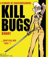 Kill Bugs by wolfjedisamuel