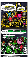 COMIX Rainbow Lanterns by theEyZmaster