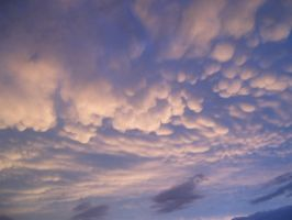 Mammatus Clouds Part 2 by Brooklyn47