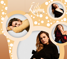 PACK PNG #18 | LILY JAMES by oncesoul