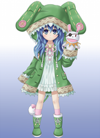 Date A Live - Yoshino by Yukii-chann