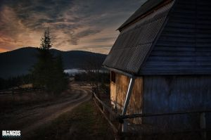 The Cabin by Diangos