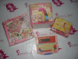 SAILORMOON SUPER S MISC ITEMS by prinsesaian