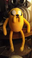 Adventure Time Jake the Dog by radio-america