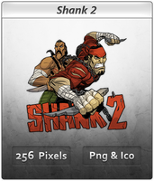 Shank 2 - Icon by Crussong