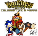 Celebrating 9 Years of YouChew by T-Newton