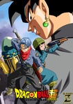 Dragon Ball Super - Future Trunks Saga by el-maky-z