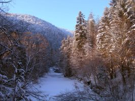 Slovak Paradise Winter 49 by TArthurSmith