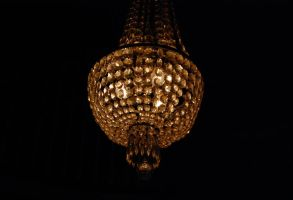 Chandelier by Baron-Mookie