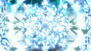 Ice magic circle by 18Saya
