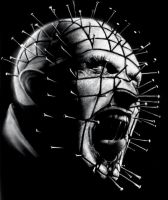 Pinhead by Jackolyn