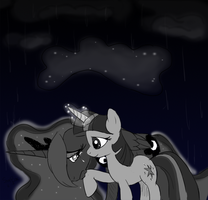 It Rains Because You're Sad by SoapBoxShouts