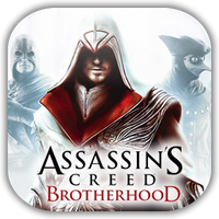 AC Brotherhood Game Icon 2 by Wolfangraul
