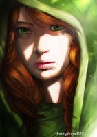 Windrunner by ChooeyChoco