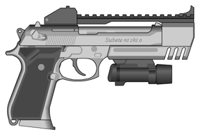 S45 Tactical - Kaito Custom by GrimReaper64