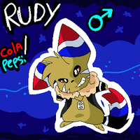 Rudy- Cola/Pepsi by Thiefing