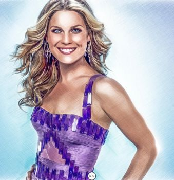 Ali Larter //ART// by KENANN827