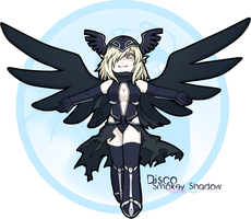 Disco the Crow by 216th