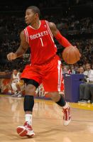 Terrence Williams Rockets by rhurst