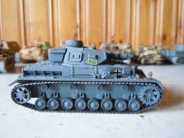 Panzer IV E by warrior1944