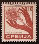 The Cancer is curable by Poststamps