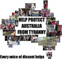 Help PROTECT Australia by Activists