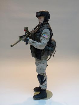 1SFOD-D ( Delta Forces) 90' by supermufin
