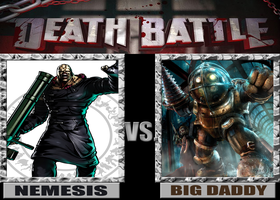 Death Battle Fight Idea 43 by Death-Driver-5000
