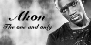 Akon - The one and only by djh0lst