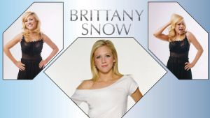 Brittany Snow Wallpaper 3 by ResolutionDesigns