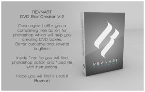 DVD Box Creator V2 by revn89