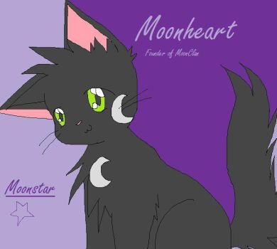 Moonstar--Founder of MoonClan by Nixhil
