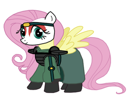 Kyoshi Fluttershy by Death-Driver-5000