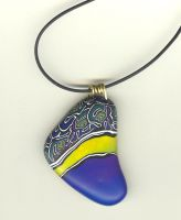 Abstract pendant by Glori305